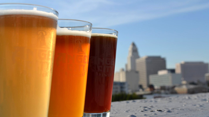 Hamptons to Hollywood - Angel City Brewery