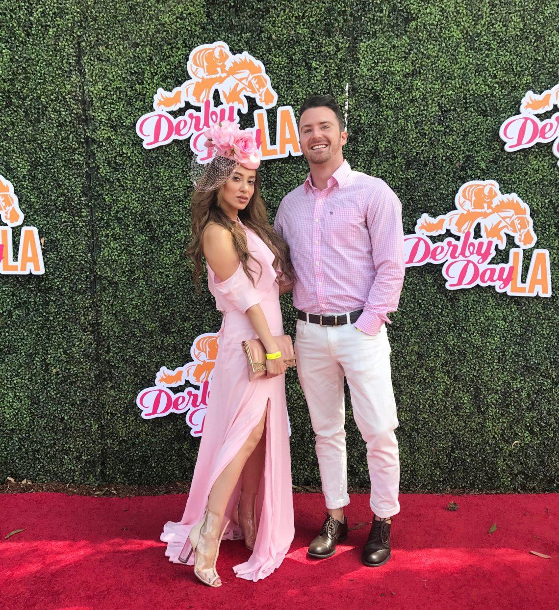 Kyle Langan and Jewel Farshad - Hamptons to Hollywood