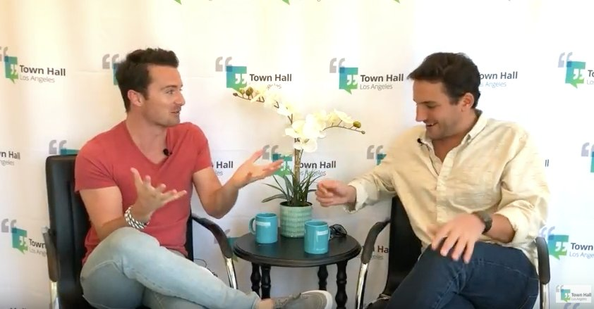 Hamptons to Hollywood - The Free Ride Interview