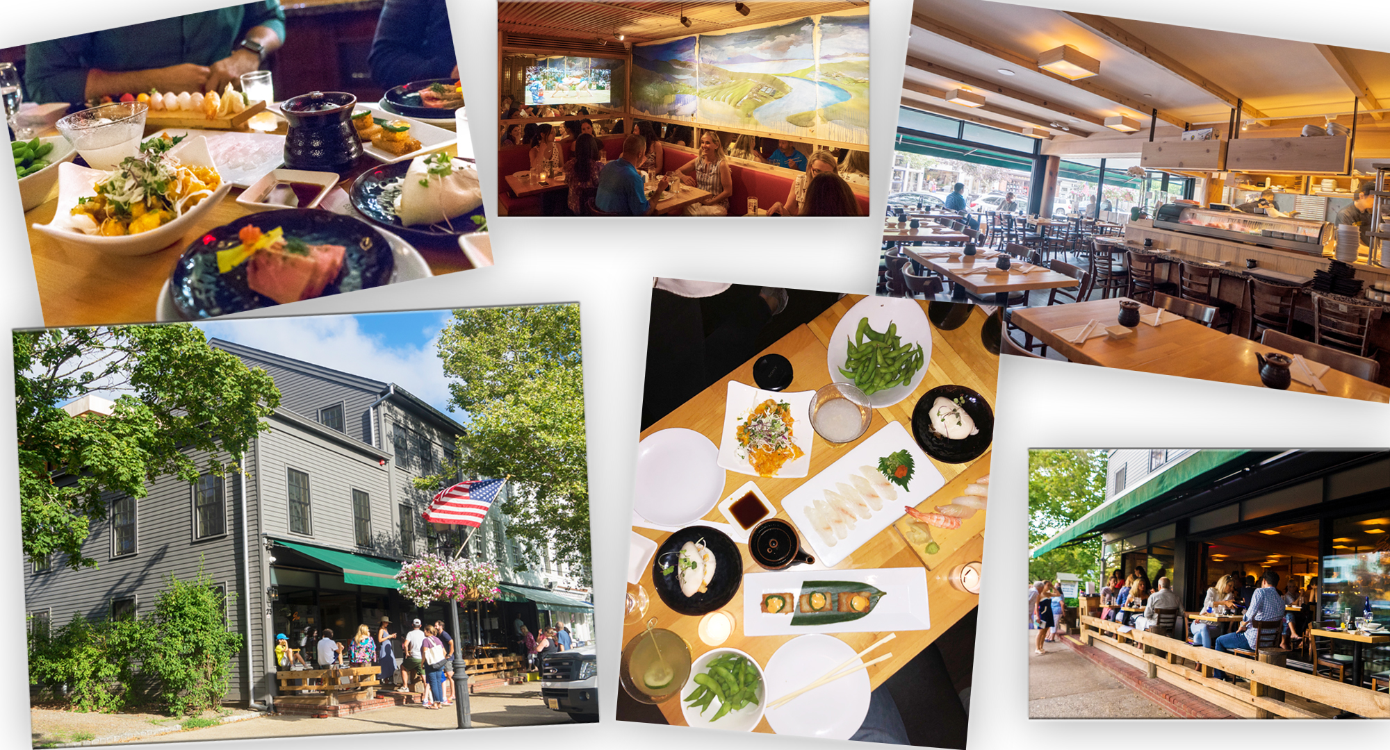 Sen Restaurant Sag Harbor - Hamptons to Hollywood