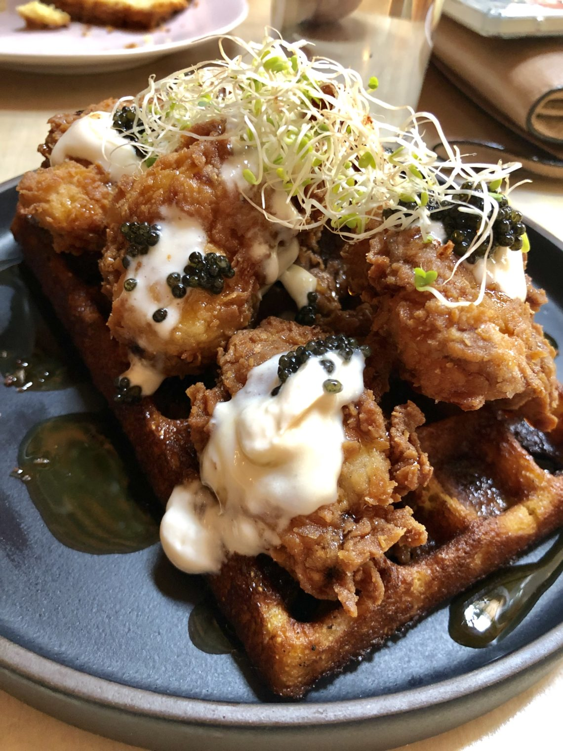 Atrium Chicken & Waffles